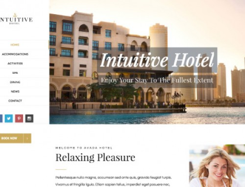 Intuitive Hotel