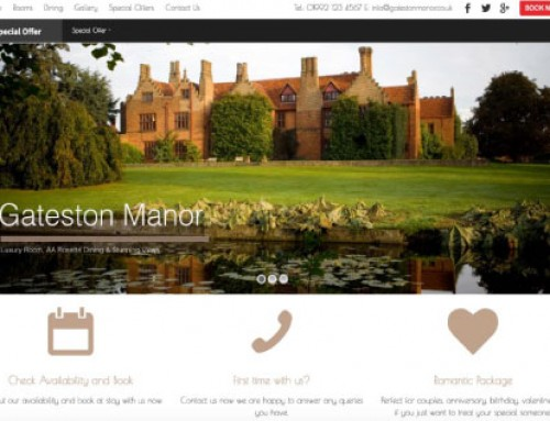 Gateston Manor