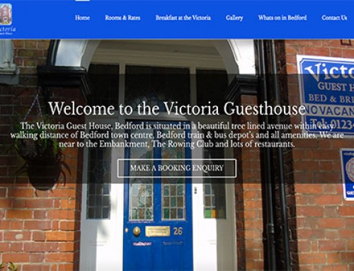 Victoria Guest House Bedofrd